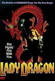 Cynthia Rothrock in Lady Dragon (1992)