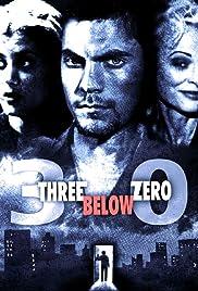 Three Below Zero Poster