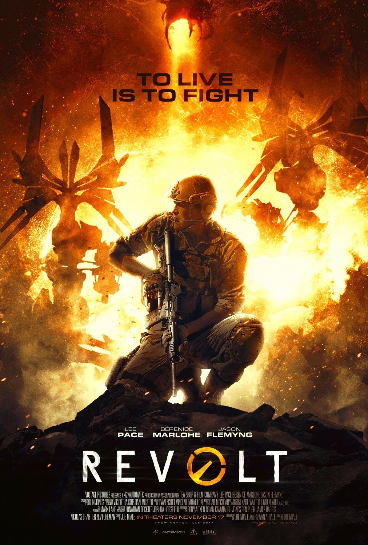 Revolt (2017) - IMDb