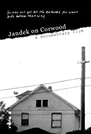 Jandek on Corwood Poster