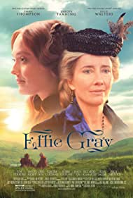 Emma Thompson and Dakota Fanning in Effie Gray (2014)