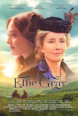 Where to stream Effie Gray
