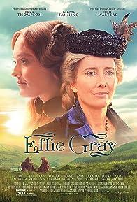 Primary photo for Effie Gray