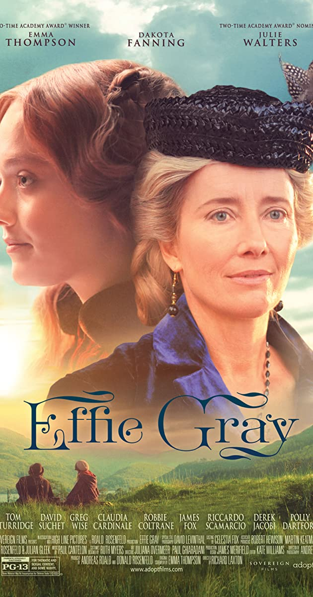 Subtitle of Effie Gray