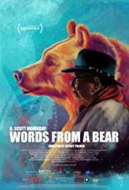 Words from a Bear Poster