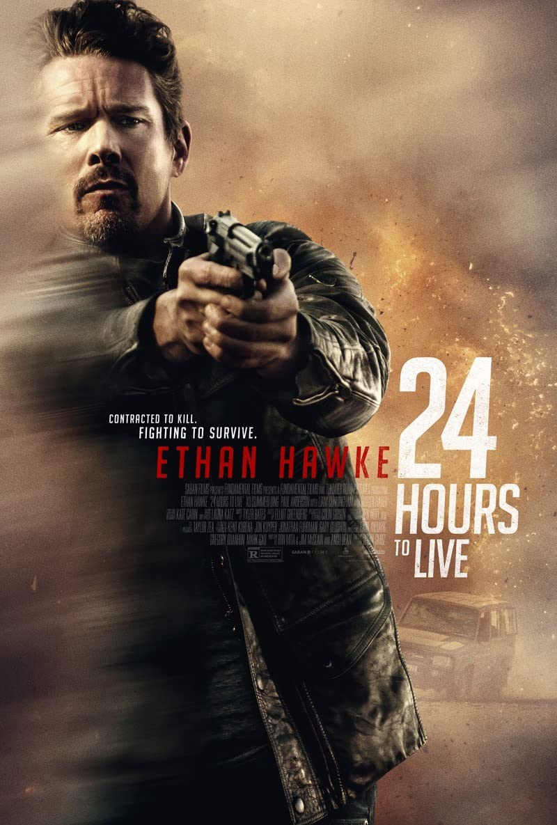 24 Hours to Live (2017) Hindi Dubbed