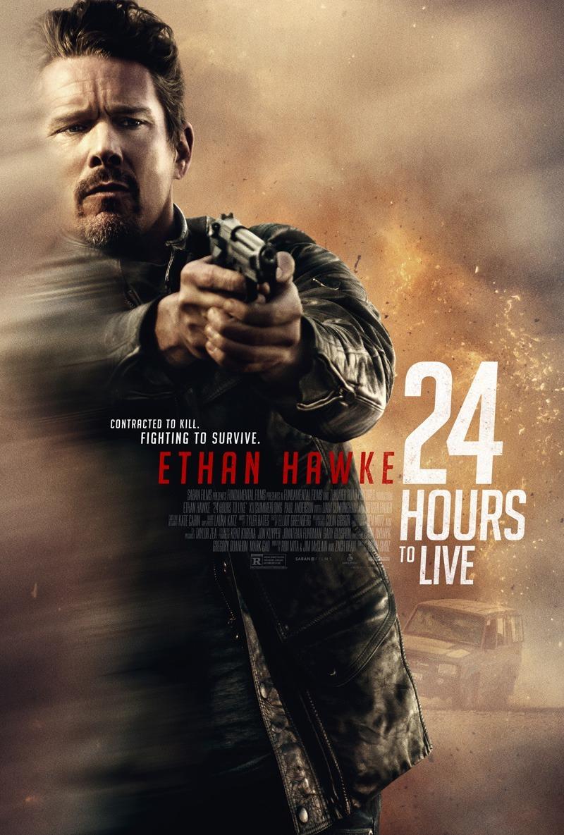 24 Hours to Live (2017) WEBRip 720p