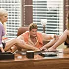 David Hasselhoff, Sophie Monk, and Michelle Lombardo in Click (2006)