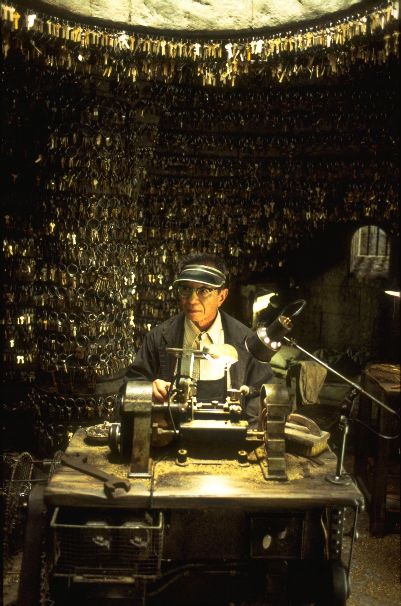 Randall Duk Kim in The Matrix Reloaded (2003)