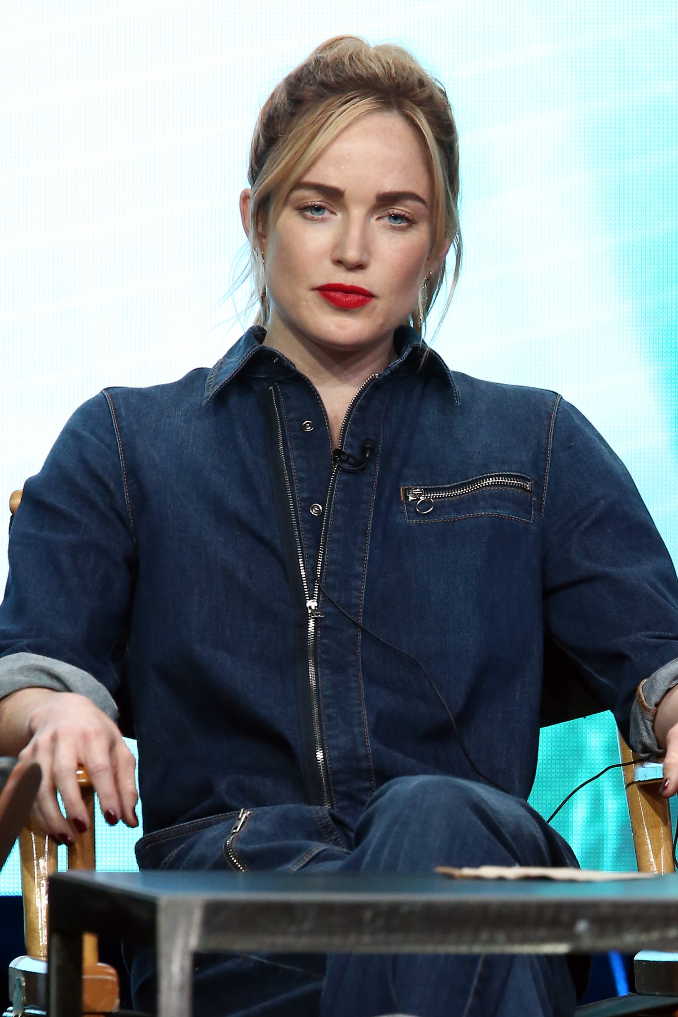 photo Caity Lotz