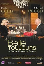 Bulle Ogier and Michel Piccoli in Belle toujours (2006)