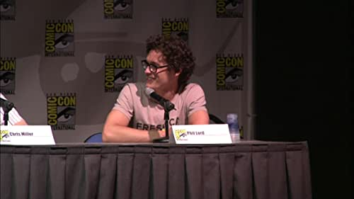 Cloudy with a Chance of Meatballs - Comic-Con Panel