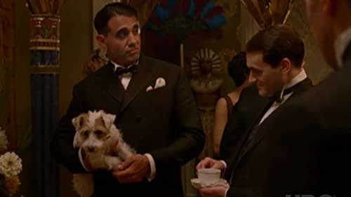 Nucky and Gyp at a Party