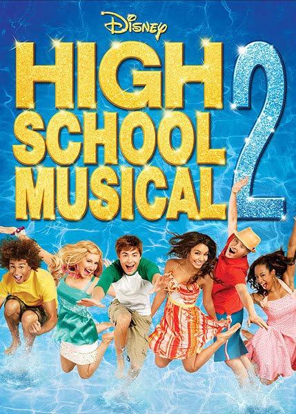 High School Musical 2 (2007) Hindi Dubbed