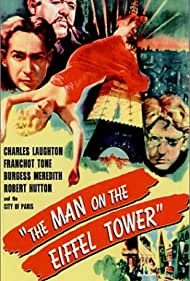 The Man on the Eiffel Tower (1950) Poster - Movie Forum, Cast, Reviews