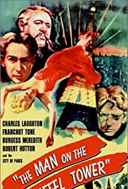 The Man on the Eiffel Tower (1949) Poster - Movie Forum, Cast, Reviews