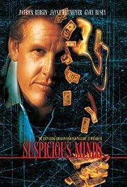 Suspicious Minds Poster