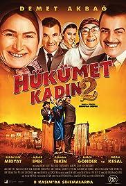 Hükümet Kadin 2(2013) Poster - Movie Forum, Cast, Reviews