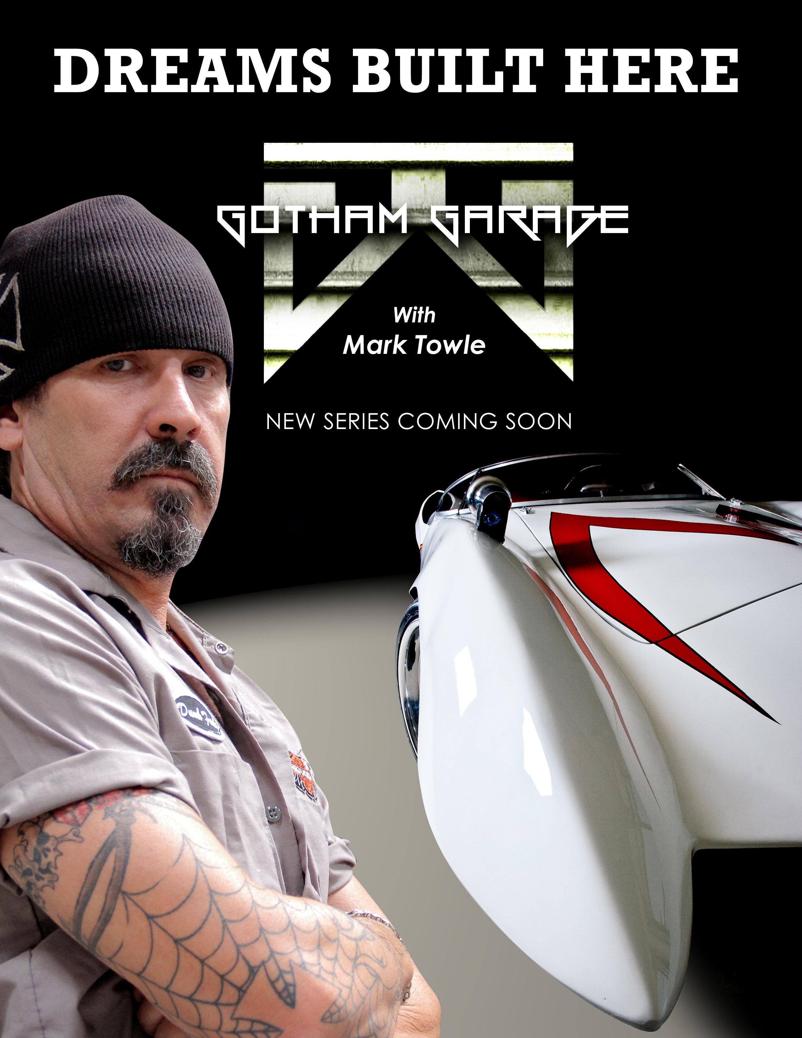 Gotham Garage (TV Series) - IMDb