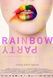 Rainbow Party Poster