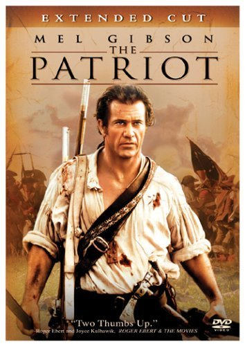 The Patriot (2000) Hindi Dubbed 480p BluRay 500MB Download