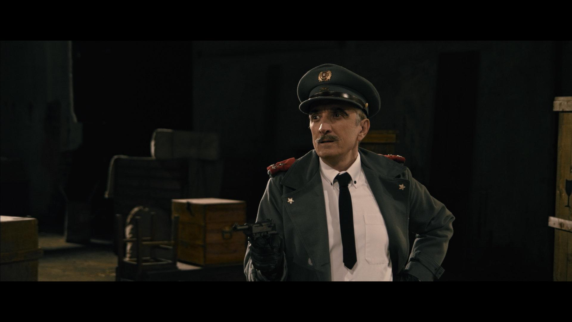 Miguel Guilherme in Capitão Falcão (2015)