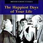 Joyce Grenfell, Margaret Rutherford, and Alastair Sim in The Happiest Days of Your Life (1950)