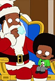 A Cleveland Brown Christmas Poster