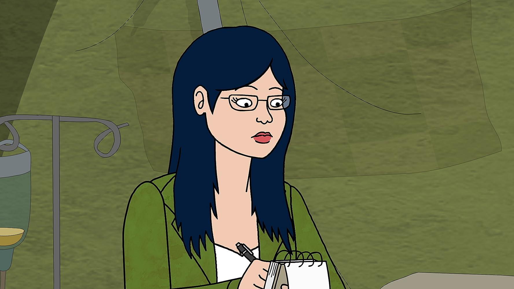 Alison Brie in BoJack Horseman (2014)