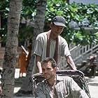 Matt Dillon and Kem Sereyvuth in City of Ghosts (2002)