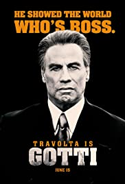 Image result for gotti film poster john travolta