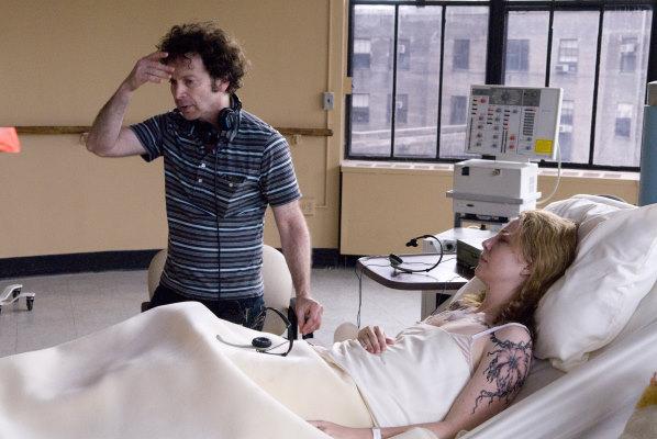 Charlie Kaufman and Robin Weigert in Synecdoche, New York (2008)
