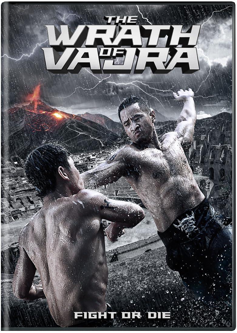 The Wrath Of Vajra (2013) Hindi Dubbed