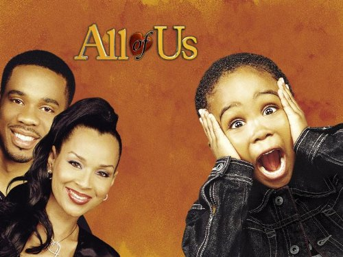 LisaRaye McCoy, Duane Martin, and Khamani Griffin in All of Us (2003)