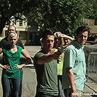 Whitney Moore, Alan Bagh, Aaron Pressburg, Chelsea Turnbo, Thomas Favaloro, and Thuan Luu in Birdemic 2: The Resurrection (2013)