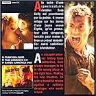 Jean-Claude Van Damme and Rosanna Arquette in Nowhere to Run (1993)