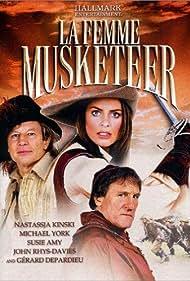 Nastassja Kinski, Gérard Depardieu, Michael York, Caspar Zafer, and Andrew Musselman in La Femme Musketeer (2004)