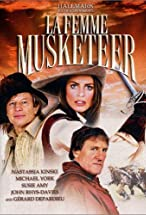 Primary image for The Lady Musketeer