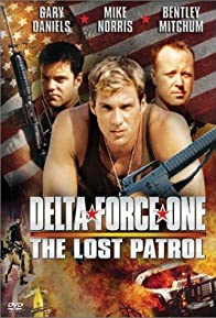 Primary photo for Delta Force One: The Lost Patrol