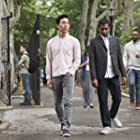 Kelvin Yu and Aziz Ansari in Master of None (2015)