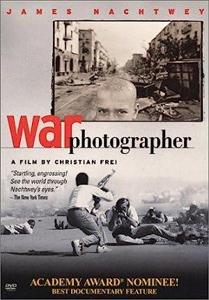 Where to stream War Photographer