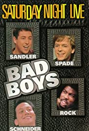 The Bad Boys of Saturday Night Live (1998) Poster - TV Show Forum, Cast, Reviews
