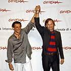Viggo Mortensen and Enrico Lo Verso at an event for Alatriste (2006)