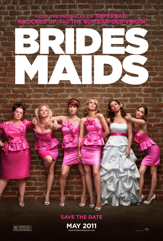 Bridesmaids (2011) BluRay 480p, 720p & 1080p