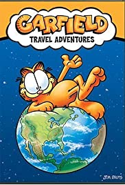 Garfield Goes Hollywood Poster