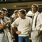Harvey Keitel, Frank Langella, Roy Scheider, Treat Williams, David Dukes, and Craig Wasson in The Men's Club (1986)