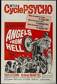 Angels from Hell (1968) Poster - Movie Forum, Cast, Reviews