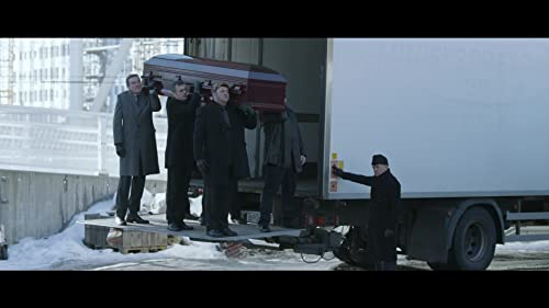 In Order of Disappearance Official Trailer