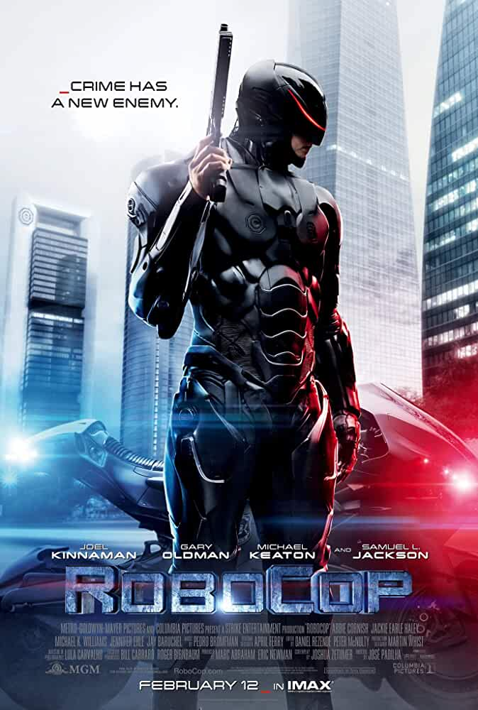 Download RoboCop (2014) Dual Audio {Hindi-English} 480p [400MB] | 720p [1GB] | 1080p [2GB]