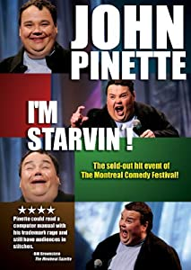 Watching free hollywood movies John Pinette: I'm Starvin'! Canada [480x640]